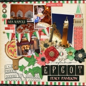 Epcot- Italy Pavilion