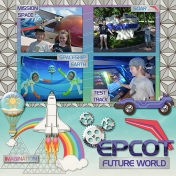 EPCOT- Future World