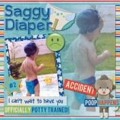 Saggy Diaper