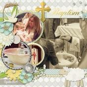 Faustina's Baptism