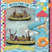 Water Park Fun!