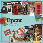 Epcot: United Kingdom & Norway