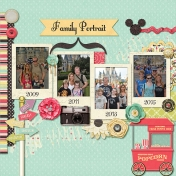 Family Portrait- Main Street