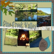 Pine Creek Valley
