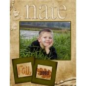 Nate, Fall 2003