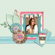 Coffee Craze Layout 1