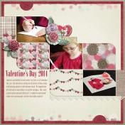 My Beautiful Preschool Valentine