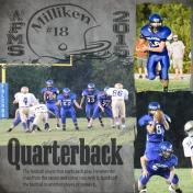 Football/Quarterback