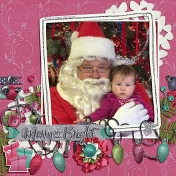 Ellie's First Christmas- Merry and Bright