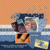 Christina's Engaged!