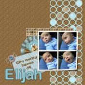 The many faces of Elijah
