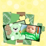 My first St. Patrick's Day