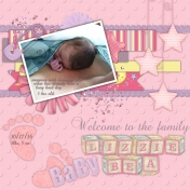 Welcome Baby Bea