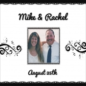 Rachel and Mike