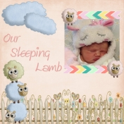 Our sleeping Lamb