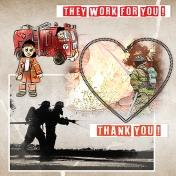 Thank you Firemen