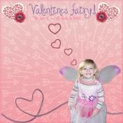 Valentines fairy
