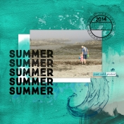 Summer, just add water.