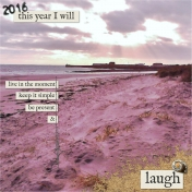 This year I will laugh