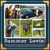 Summer Lovin!