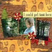 Hiking With Grandma