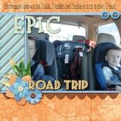 Epic Road Trip