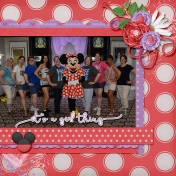 Minnie Mouse HS 2014