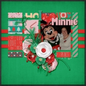 Christmas with Minnie