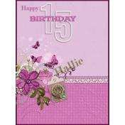 Happy Birthday Hallie