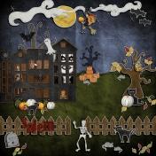 Halloween Night in Salem