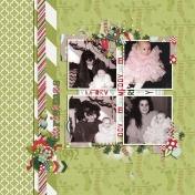 Niki's 1st Christmas- 1992