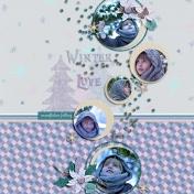 Winter Snow Love