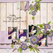 Cuddles, Kisses, Snuggles & Love