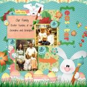 Family Easter