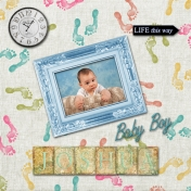 Bouncing Baby Boy-Time is on your side