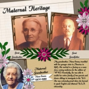 Maternal Heritage