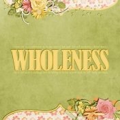 Wholeness 2