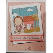 Card: I Celebrate You Today