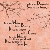Be As The Dragonfly