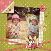 Zoe + Finlay