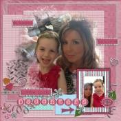 my daughter and grandaughter