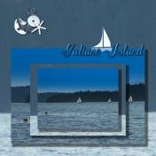 Sailboat on Galiano