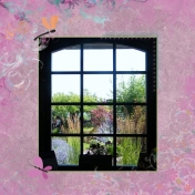 Window onto the Garden
