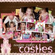 Sugar Cube Castles