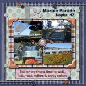 Marine Parade- Easter 2013