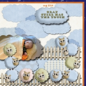 counting sheep?