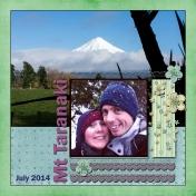 Mt Taranaki 2014