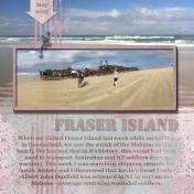 Maheno Shipwreck- Fraser Island