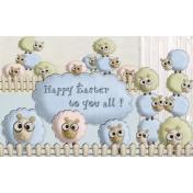 Happy Easter Nerd Herd