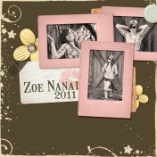 Zoe Nanai- Summer 2011